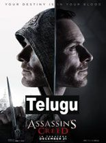 Assassin's Creed (2016) Telugu Dubbed Full Movie Watch Online Free