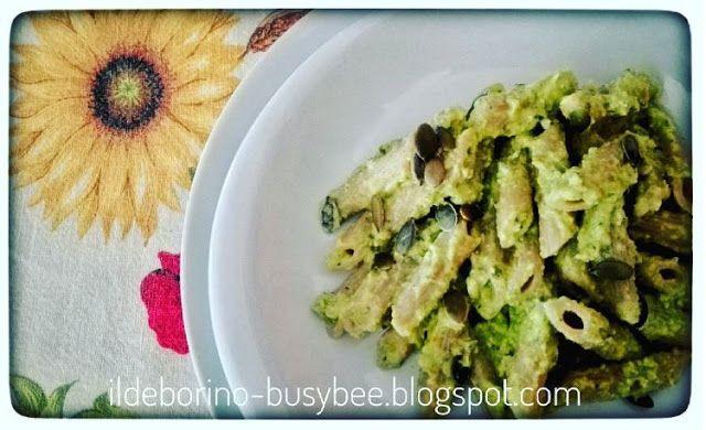 Courgette Pesto