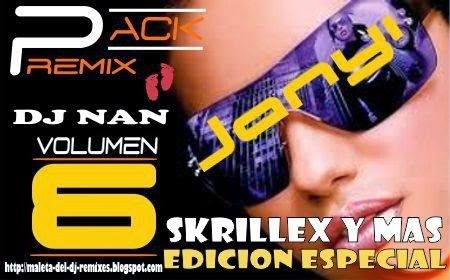 descargar PACK REMIX SKRILLEX – DJ JANYI BOOTLEG | DESCARGAR MUSICA REMIX GRATIS