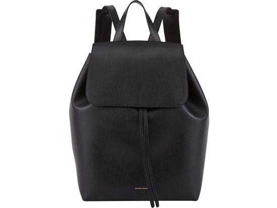 Large leather backpack, Mansur Gavriel Barneys New York