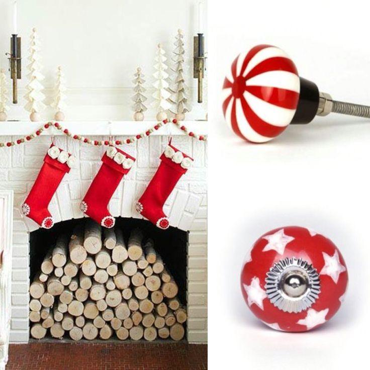""",,Have a holly jolly Christmas"""" ! Zapraszamy na https://www.regalka.pl/ po nasze świąteczne (i nie tylko!) gałki oraz uchwyty meblowe."""