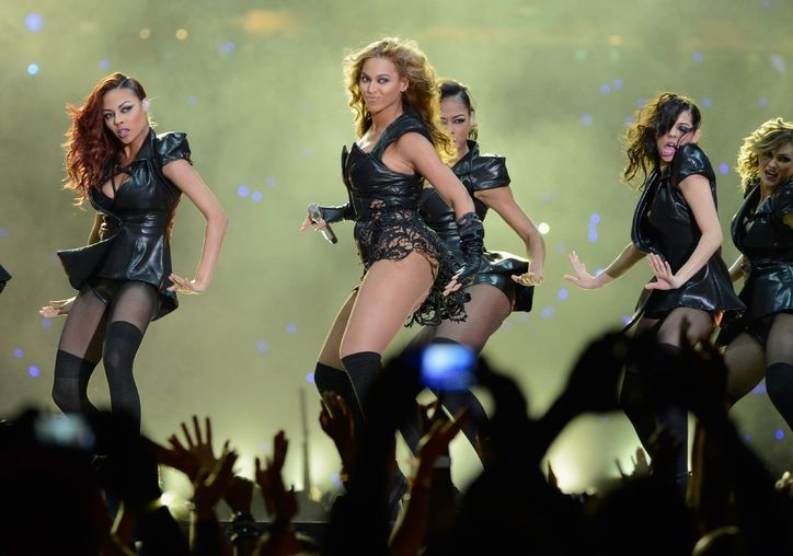 The Beyonce Halftime Show Made This Hair Trend Totally OFFICIAL (Are You Wearing it Yet?)