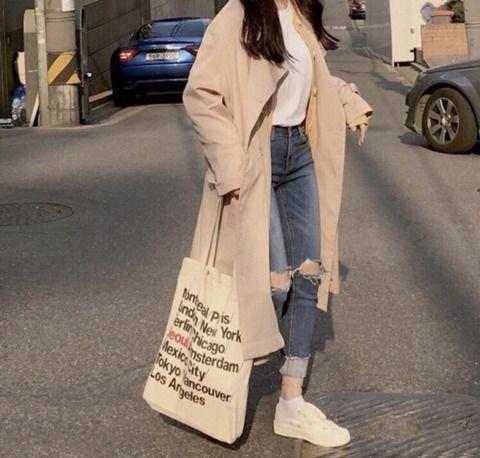 Cool spring korean fashion 28165 #springkoreanfashion