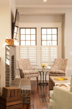 HOME DECOR – IDEAS – Historic Whole House Renovation - Living Room - traditional - living room - atlanta - Renewal Design-Build