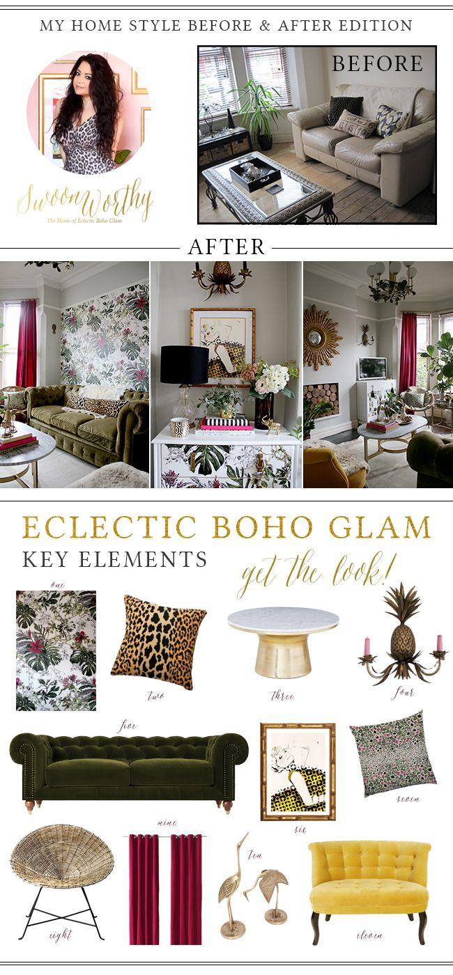 Best 25+ Boho glam home ideas on Pinterest | Bedroom decor boho ...