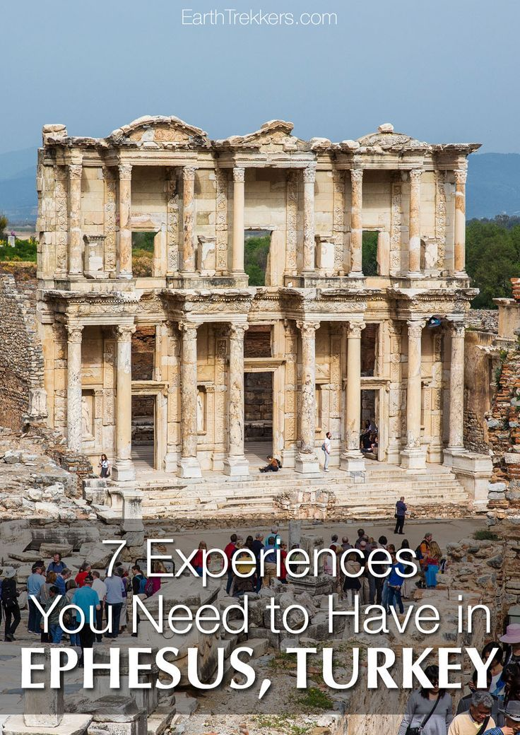 Best things to do in and around Ephesus, Turkey, including the Temple of Artemis, Sirince, and Isa Bey Mosque.
