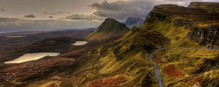 The Best Driving Roads in Scotland