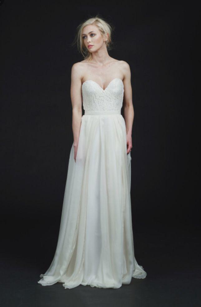 403b4bc7868 SOLD  Sarah Seven sample dress  1