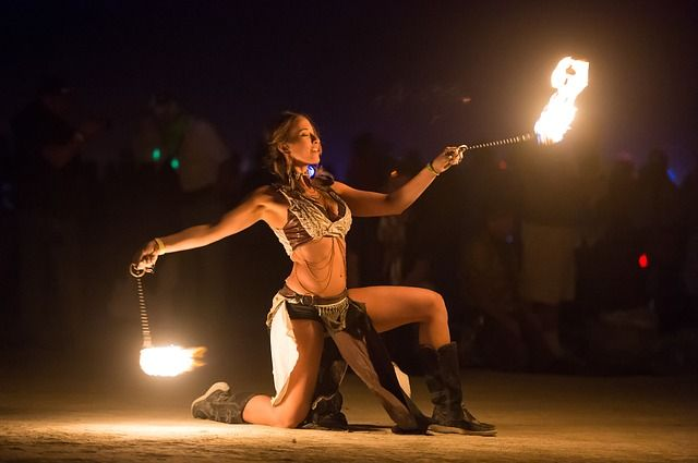 How to become fire dancer ?!  More > http://liveyourdreams.tips/ideas-for-life/how-to-become-fire-dancer/  #become #fire #dancer