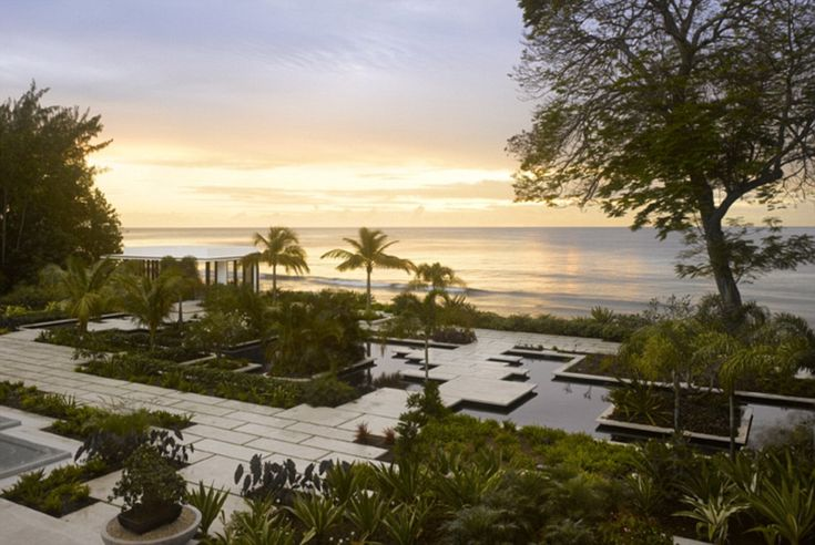 The multi-million dollar villa is built on the 'Platinum' West Coast of Barbados, with inc...