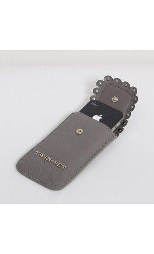 """TWIN SET- PORTA I-PHONE... Per proteggere un oggetto che ormai è diventato un """"must"""" per tutti!"""