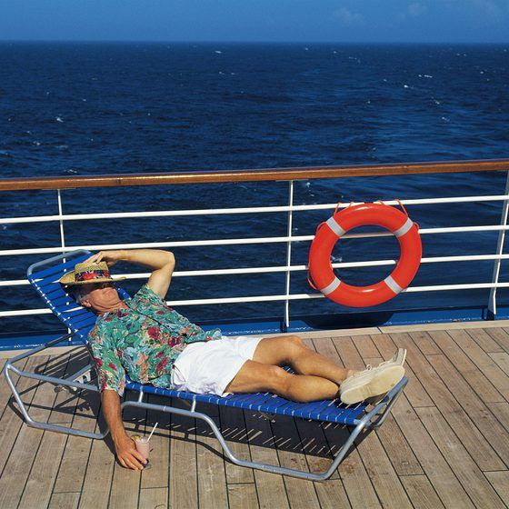 Cruise lines offer special rates for single travelers.