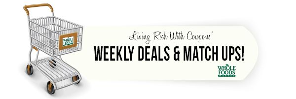 Whole Foods Coupon Match ups 8/9 - http://www.livingrichwithcoupons.com/2013/08/whole-foods-coupon-match-ups-89.html
