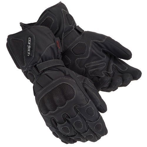 Special Offers - Cortech Mens Scarab Winter Motorcycle Gloves Black Large L - In stock & Free Shipping. You can save more money! Check It (October 26 2016 at 03:02PM) >> http://motorcyclejacketusa.net/cortech-mens-scarab-winter-motorcycle-gloves-black-large-l/