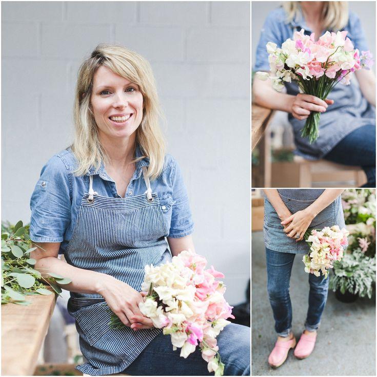 At Work Series 9 - The Informal Florist