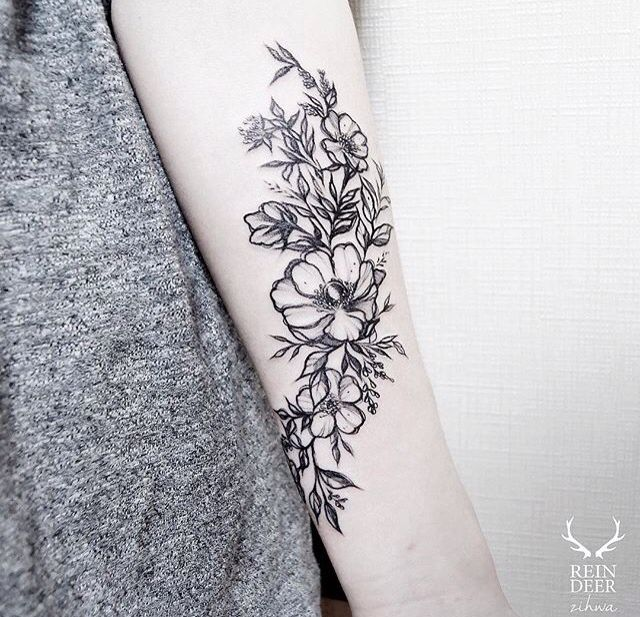 Something I would really like to get!  ; zihwa_tattooer on IG