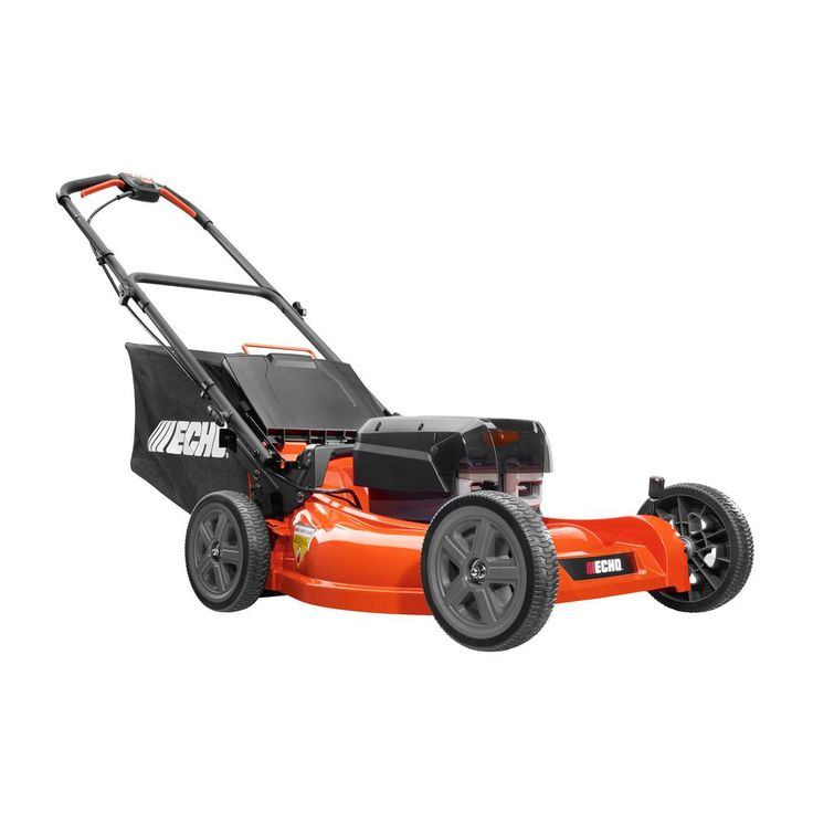 21 in. 58-Volt Lithium-ion Walk-Behind Brushless Cordless Mower with 2-Batteries