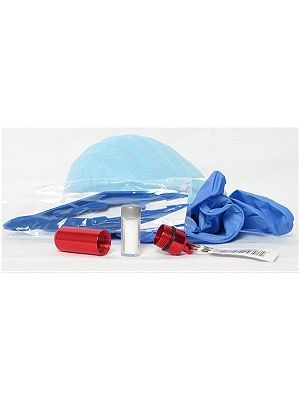 16 Million PURE Capsaicin Crystals (1ml) Kit with aluminum waterproof carrying case, tweezer forceps, non-latex laboratory gloves & surgical mask for safe handling. This is pure natural crystallized pepper extract; there is NOTHING hotter. Handle with EXTREME caution. Buy here for $49.00 (larger kits available, too): http://www.carolinasauces.com/16_Million_PURE_Capsaicin_Crystals_1_0ml_p/hsc-16-million-crystals1.0.htm