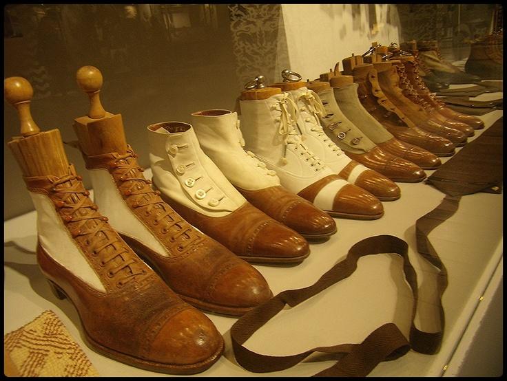Gabriele d'Annunzio Shoes