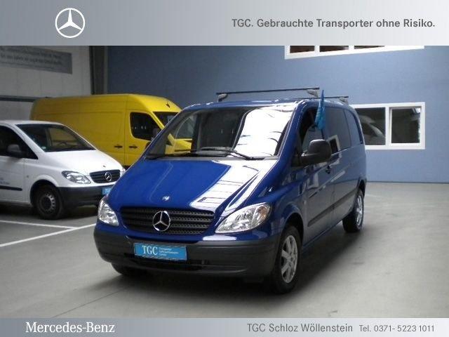 Mercedes-Benz Vito 111 CDI      Profitieren Sie von der Sicherheit und dem Service eines autorisierten Mercedes-Benz Vertreters.