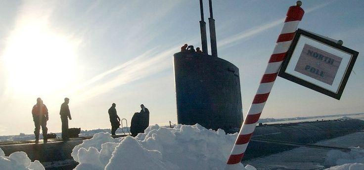 El Polo Norte es 20ºC más que su temperatura normal en estas fechas