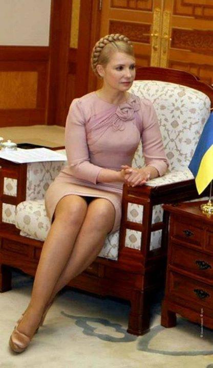 фото юлии тимошенко голой