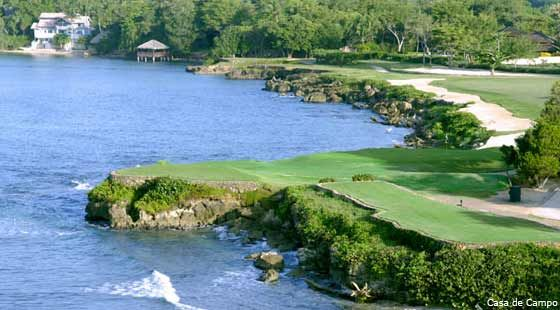 How to Play the Secret, Private Course at the Carribbean's Best Golf Resort