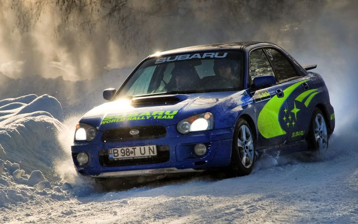 Subaru rally - Google Search
