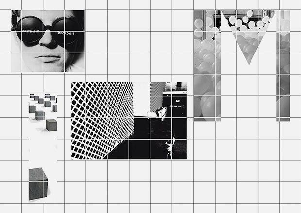 DESIGN MAGAZINE CA – 시카고 현대미술관의 새로운 비주얼 아이덴티티