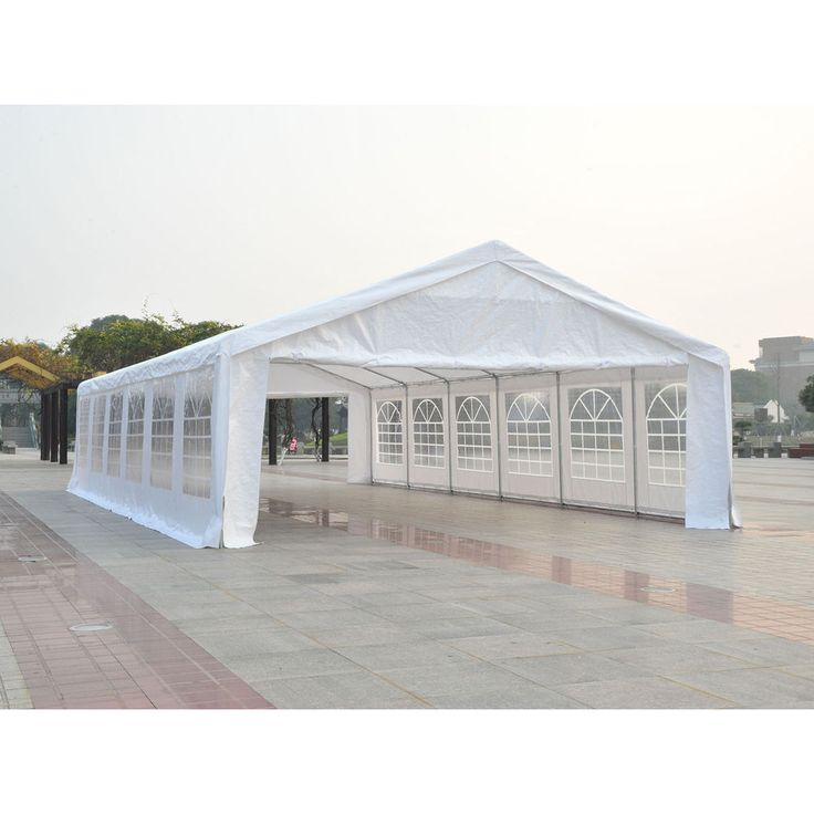 HEAVY DUTY 39 x 20' Carport Garage Wedding Party Event Tent Patio Gazebo Canopy | Home & Garden, Yard, Garden & Outdoor Living, Garden Structures & Shade | eBay!