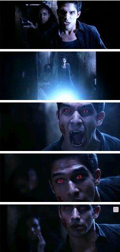 Teen Wolf Season 4 - Scott