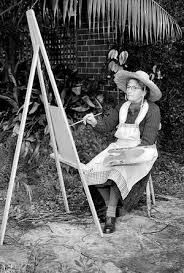 photo of artist grace cossington smith