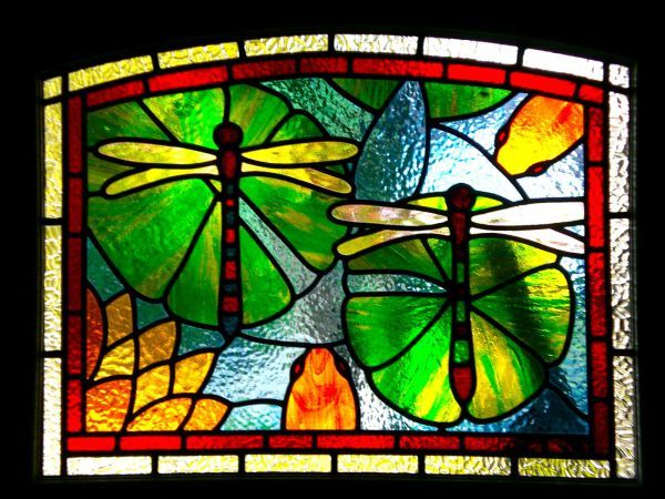 Stained Glass Pattern U2014 New Home Designs : Amazing Stained Glass .