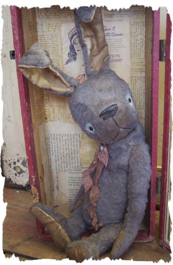 Whendi's Bears, reminds me of Velveteen Rabbit