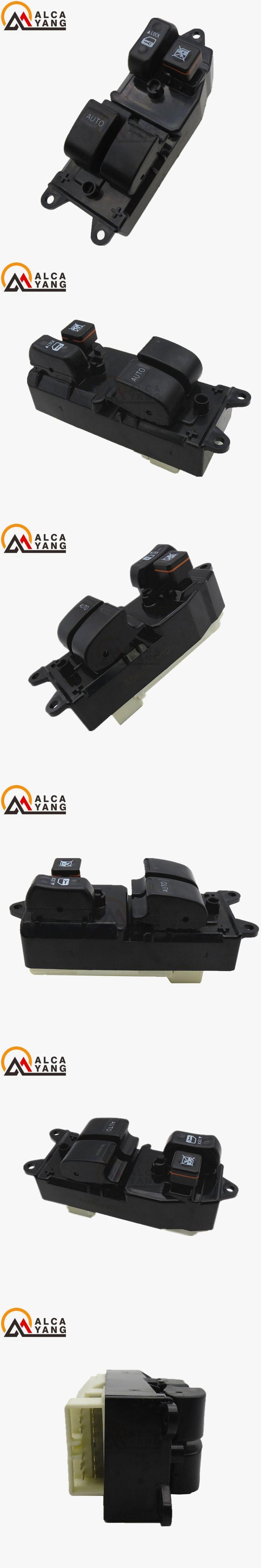 New Power Window Master Switch Assy For Toyota Echo Verso Yaris