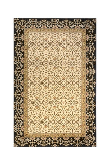 Bermis New Zealand Wool Rug Charcoal 8ft X 10ft By Floor Couture