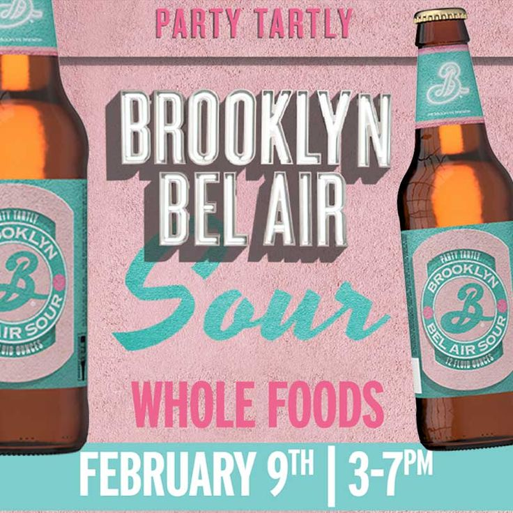 Whole Foods Brooklyn Bel Air Sour Tasting Event Oak