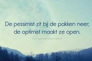 #pessimist #optimist