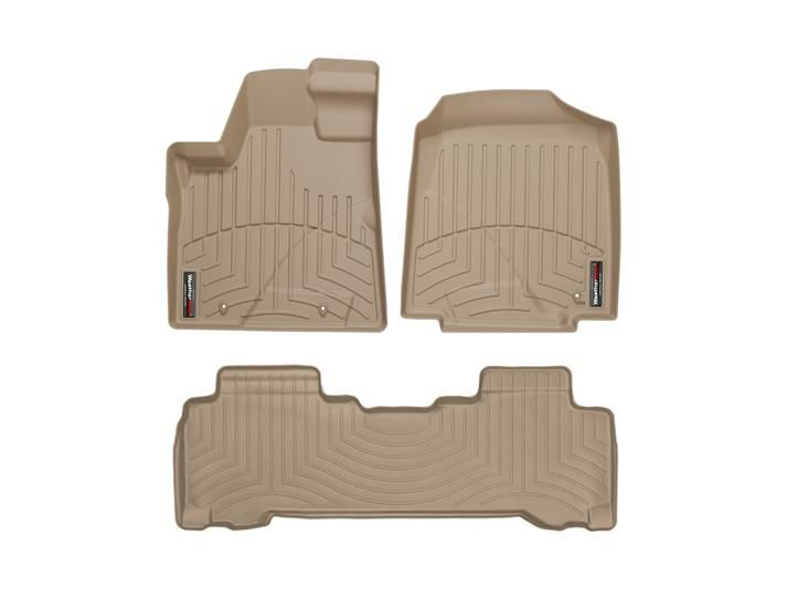2006 Honda Pilot | WeatherTech Protection Package | WeatherTech.com