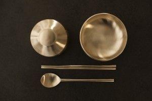 Korean brassware