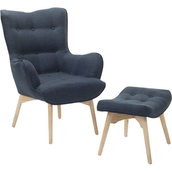 You Ll Love The Ledo Arm Chair And Ottoman At Wayfair Great