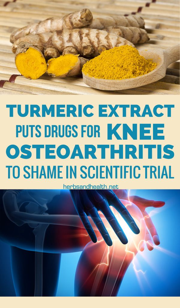 Turmeric Extract Puts Drugs For Knee Osteoarthritis To Shame	►►	http://herbsandhealth.net/turmeric-extract-puts-drugs-for-knee-osteoarthritis-to-shame/?i=p