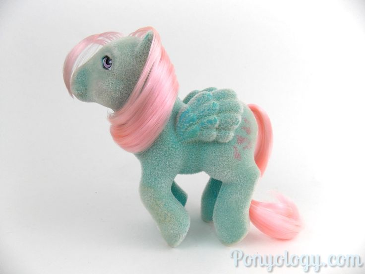 Wind Whistler. So Soft pony. Year 4. 1985-86.