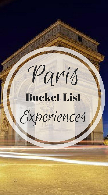Paris Bucket List Experiences. Latin Quarter✔️ Notre Dame✔️ Seine River Cruise✔️ Ile Saint-Louis✔️ Louvre Museum✔️  Place de La Concorde✔️ Champs-Élysées✔️ Arc de Triomphe✔️ Rue Cler✔️ Trocadero✔️ Eiffel Tower✔️ Champ de Mars✔️ Seine River Night Stroll✔️ Les Invalides✔️ Panth