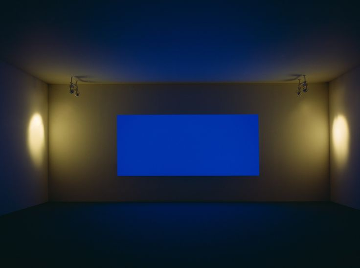 James Turrell, Night Passage, 1987. Fluorescent and tungsten light, dimensions variable