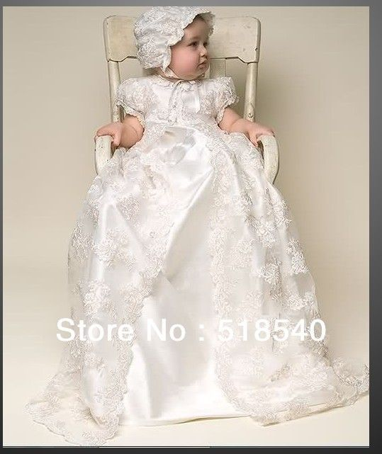 vestidos de bautizo 2014 2014 nueva llegada sexy blanco
