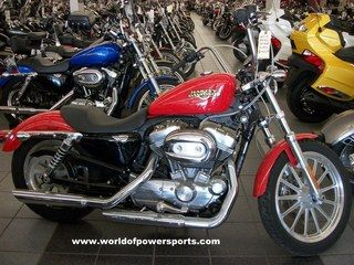 2010 HARLEY DAVIDSON SPORTSTER 883, CLASSY HARLEY,LOTS OF POWER #USED #FORSALE #MOTORCYCLE
