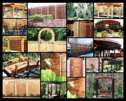 17 best Gardens images on Pinterest   Garden trellis, Trellis ... - trellis designs for gardens