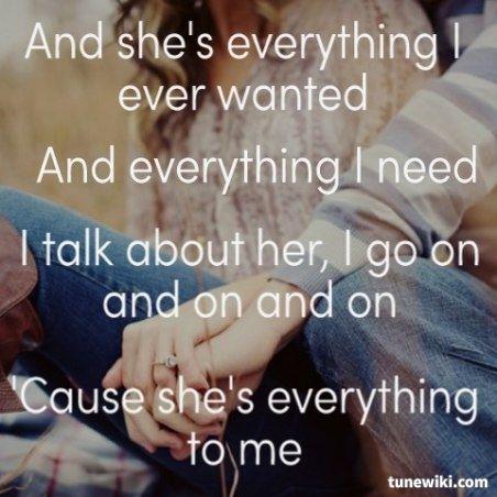Brad Paisley ~ She's Everything