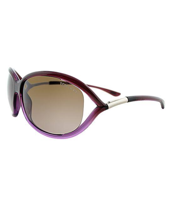 Purple Jennifer Sunglasses